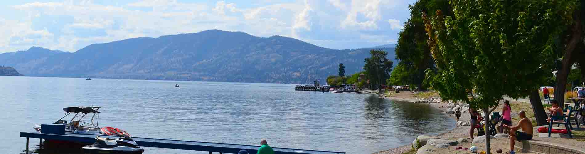 view okanagan lake peachland bc